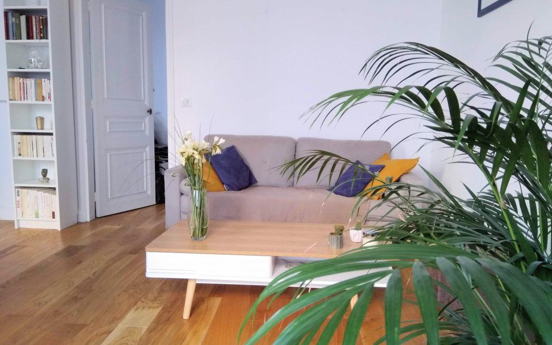 Un beau 3 pièces dans 45 m²