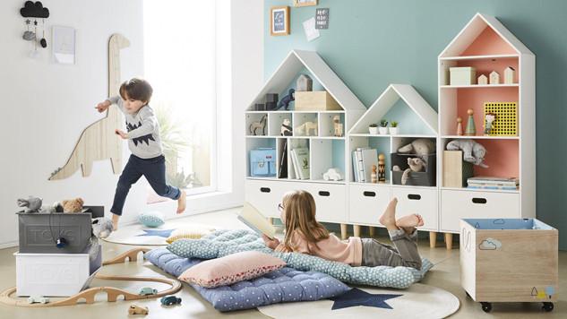 Comment créer une chambre partagée et évolutive pour vos enfants