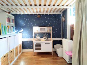 Une chambre de petites filles
