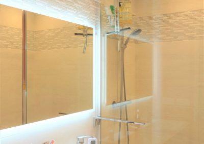 Nouvelle salle de douche