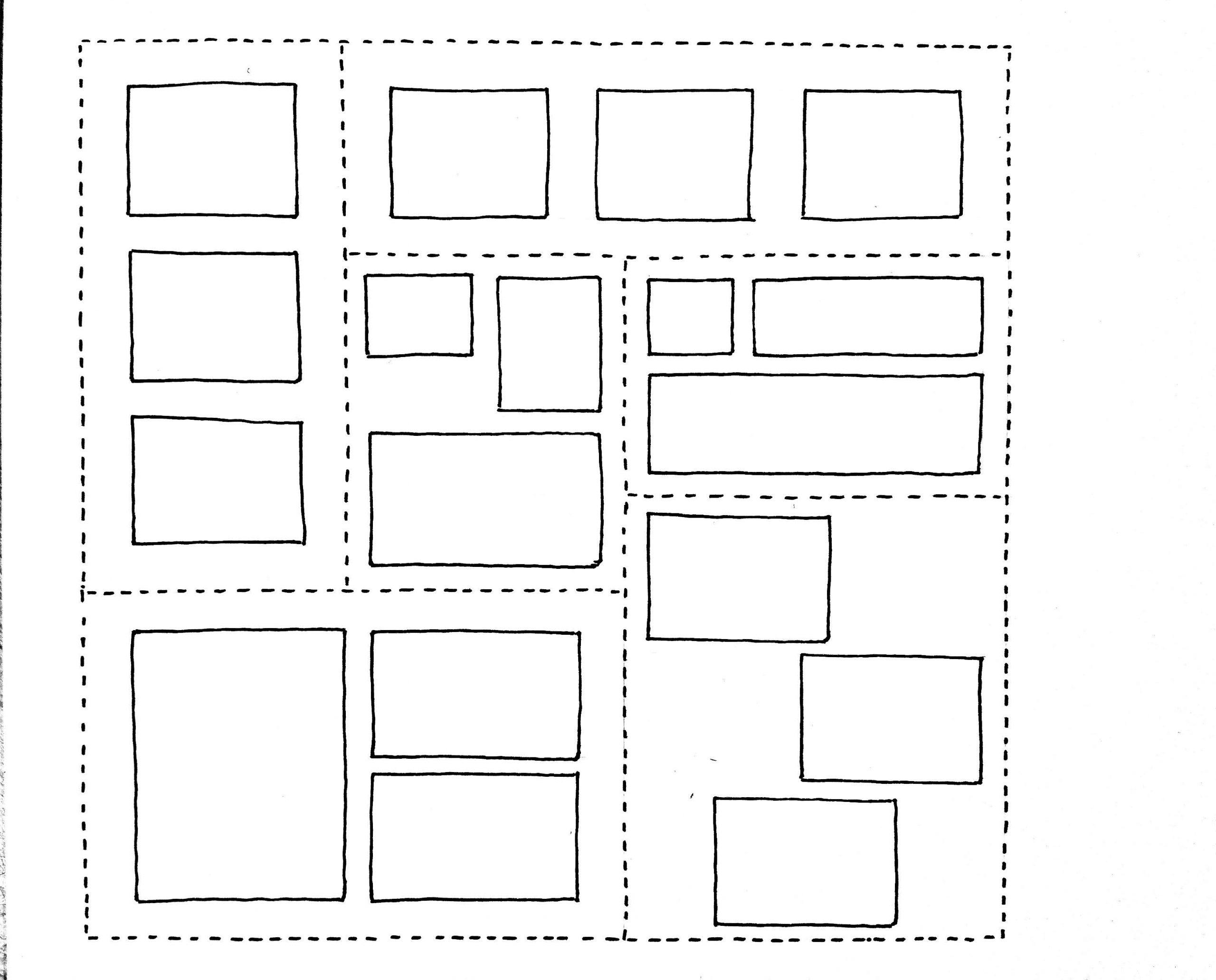 Configuration 3 cadres